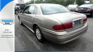 Used 2003 Buick LeSabre Fredericksburg VA Richmond, VA #16H105B - SOLD