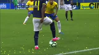 Brasil 2-0 Ecuador Eliminatorias Rusia 2018-Tyc sports