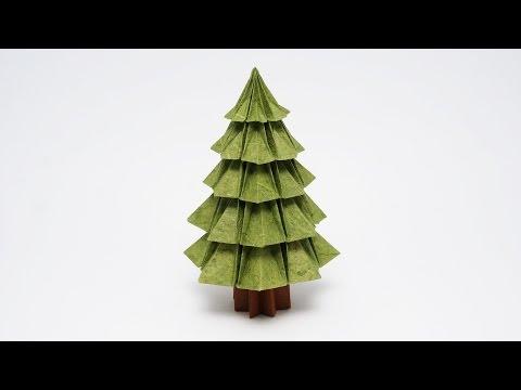 Origami Christmas Tree-Jo Nakashima