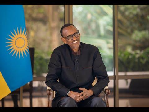 Ikiganiro cyihariye na Perezida Paul KAGAME | Kigali, 06 Nzeri 2020