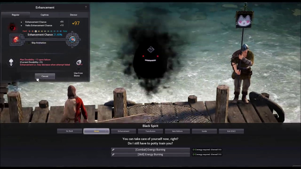 BDO SEA TET Dandelion recovery attempts