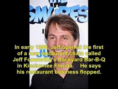 The Jeff Foxworthy  1995: Where Are They Now?