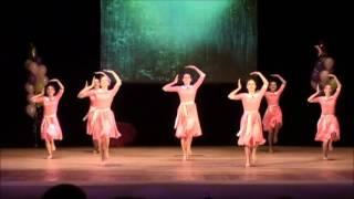 28 мая 2017г. Школа танца VG. Группа № 2. Под чужим дождем. № 7.