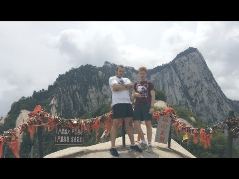 Xi'an, China - Terracotta Warriors / Mount Huashan (2017, 4k)