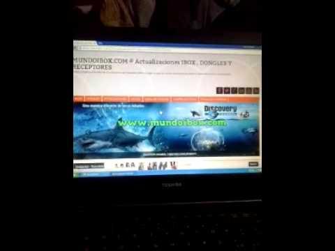 actualizacion decodificador azclass s933