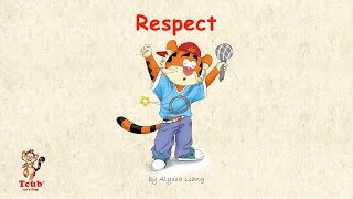 "A children song: ""Respect"" by Alyssa Liang"