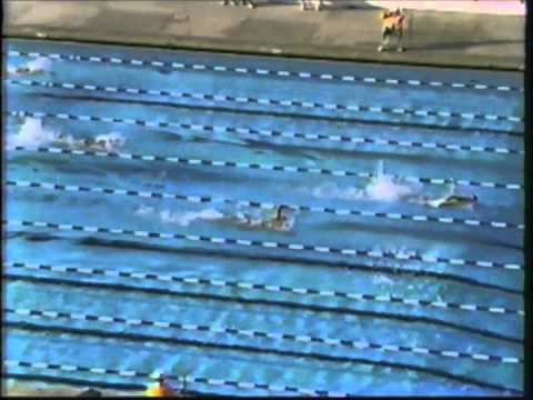 1984 Olympic Games - Men's 4x200 Meter Freestyle Relay