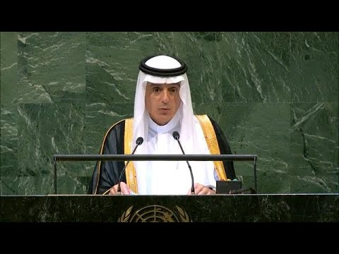 🇸🇦 Saudi Arabia - Minister For Foreign Affairs Addresses General Debate, 73rd Session