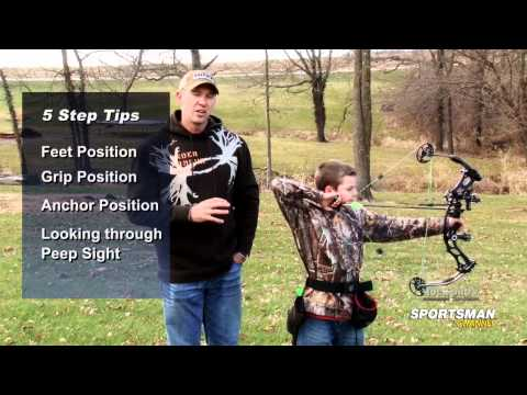 Steps To Better Archery