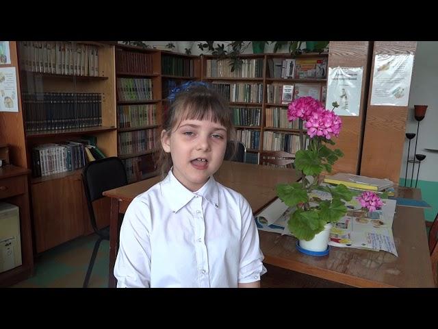 Изображение предпросмотра прочтения – ОлесяНагавкина читает произведение «Круглый год. Март.» С.Я.Маршака