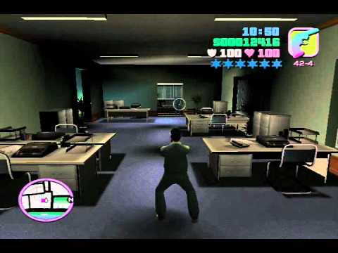 Grand Theft Auto: Vice City - Malibu - Bank Job