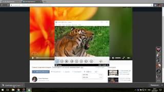 Видеоурок как скачать видео  ВКонтакте / Відеоурок як скачати відео ВКонтакті