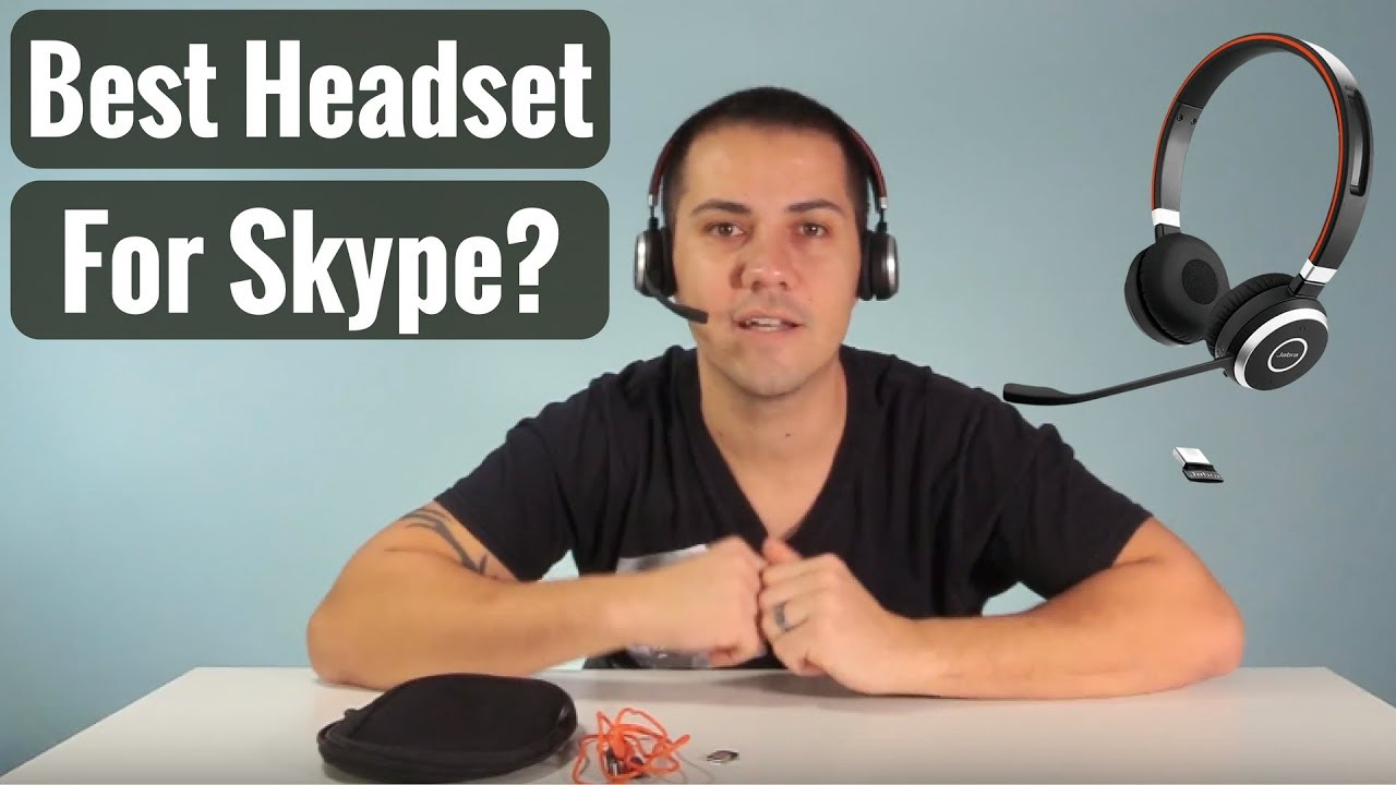 Jabra Evolve 65 Review Skype Headset Youtube