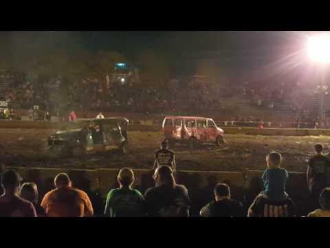 Hamilton county demolition derby 2016