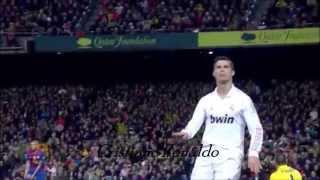Cristiano Ronaldo - Calma Goals vs Barcelona - 2018 |HD|