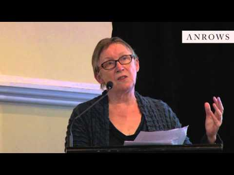 ANROWS Public Lecture with Professor Liz Kelly CBE