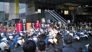 福井大学よっしゃこい2013年度演舞「夢光咲」 むこうへ 2013年...