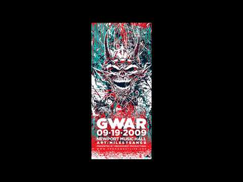 Gwar on the Universal Buzz Radio Show (1999)