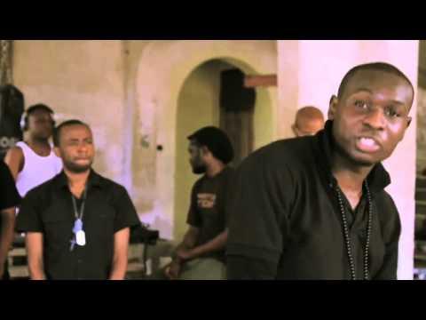 Tanzanian Allstars - The Cypher Fiesta 2012