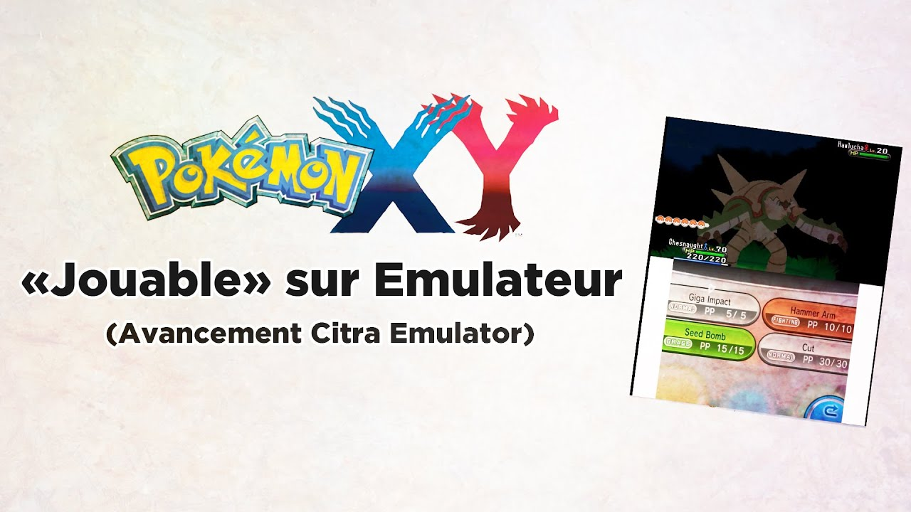 3ds Emulator Pokemon X and y Indir