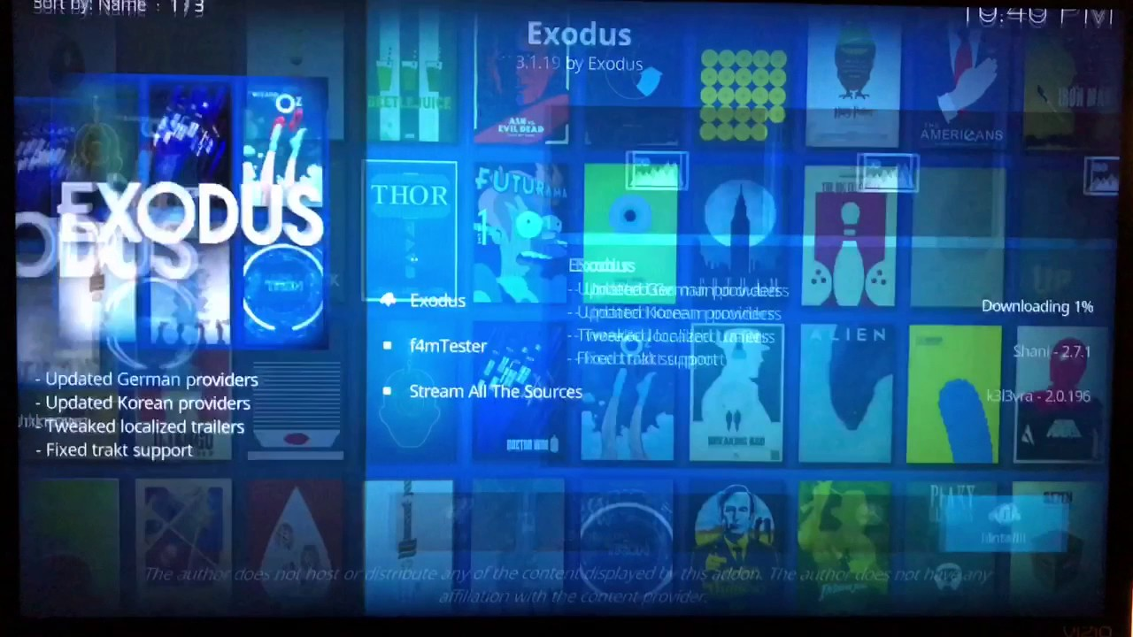 how to install exodus on kodi 17.3 on fire tv