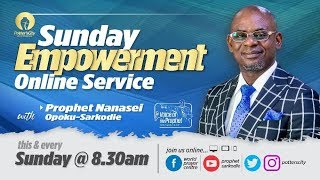 The Voice Of The Prophet Broadcast    Sunday Empowerment  Service    Potter's City    12- 07 -2020