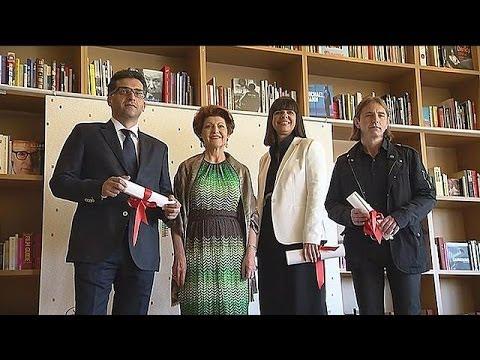 Κάννες: Ο Ντάνις Τάνοβιτς πήρε το βραβείο MEDIA - cinema