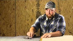 How to Install Carpet Seam Binder : Carpet Installation & Maintenance