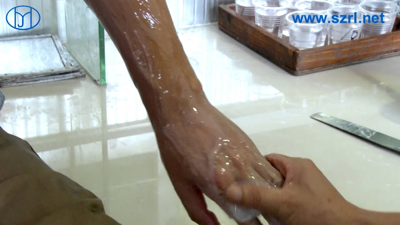 Opinion Making silicone latex rubber body parts have