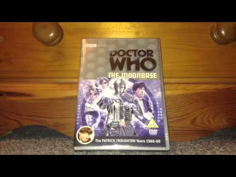 Doctor Who DVD Review- The Moonbase
