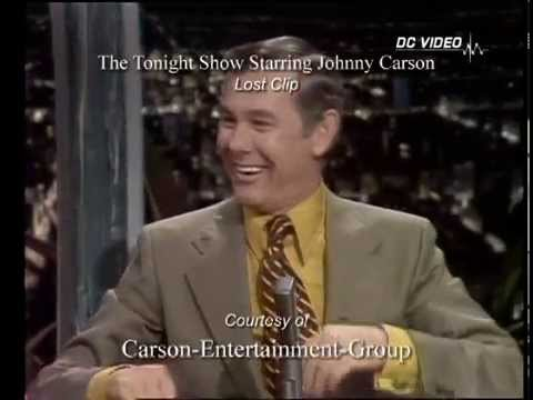 The Tonight  Starring Johnny Carson: The Lost sCut 1