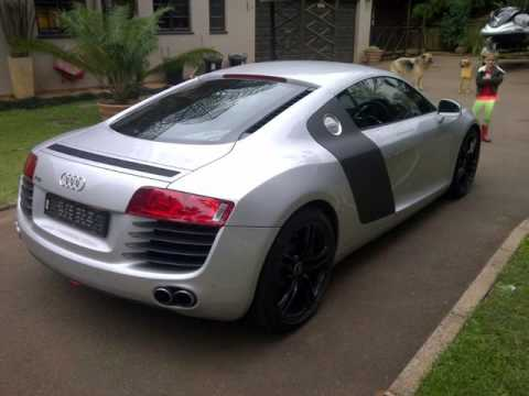 2008 audi r8 auto for sale on auto trader south africa youtube. Black Bedroom Furniture Sets. Home Design Ideas