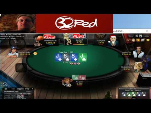 €32K Sunday Showdown at 32Red Poker (Daily Deals/MPNPT Special)