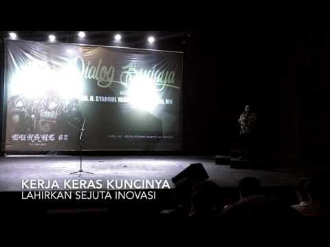 Merinding, Puisi Wali Kota Makassar