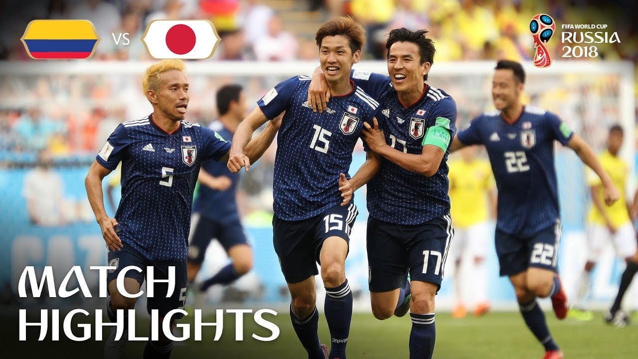0daba68c87f 2018 FIFA World Cup Russia™ - Matches - Colombia - Japan - FIFA.com