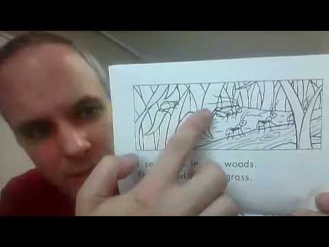 d to the woods (Reading A-Z)