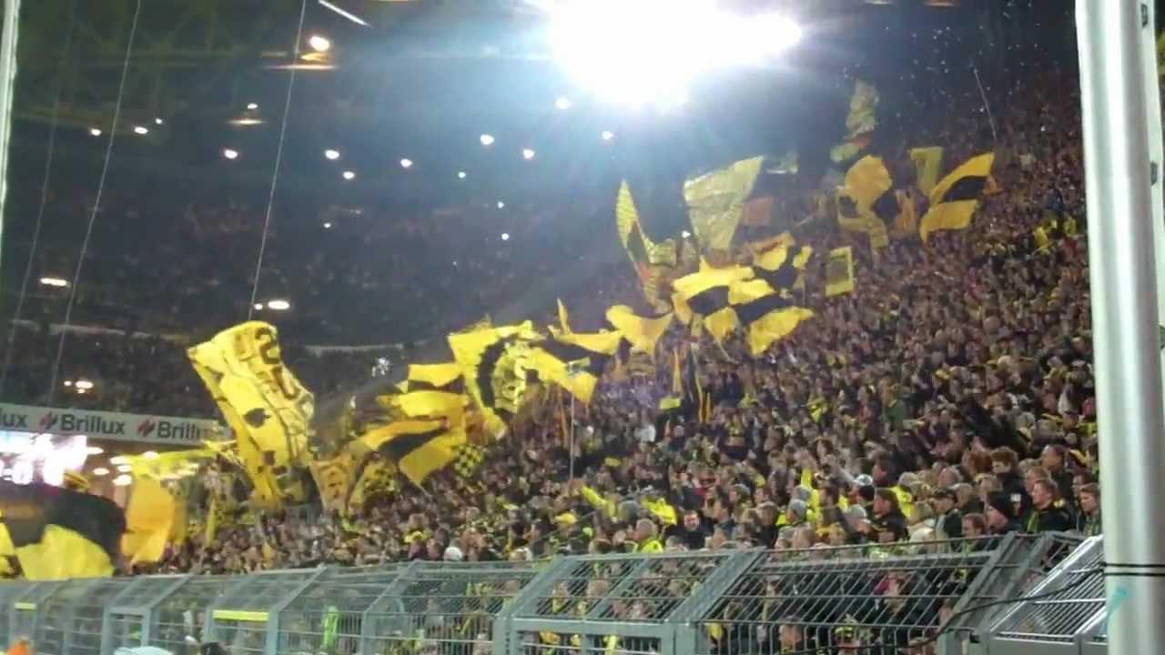 Stimmungsboykott in Dortmund gegen Düsseldorf