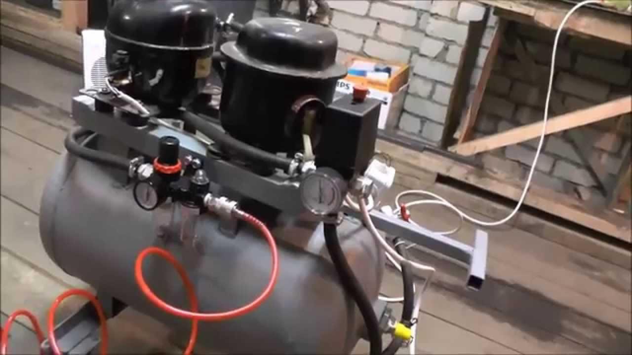 Мотор холодильный своими руками
