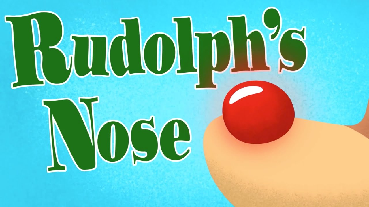Rudolph\'s Nose | Christmas Songs for Kids - YouTube