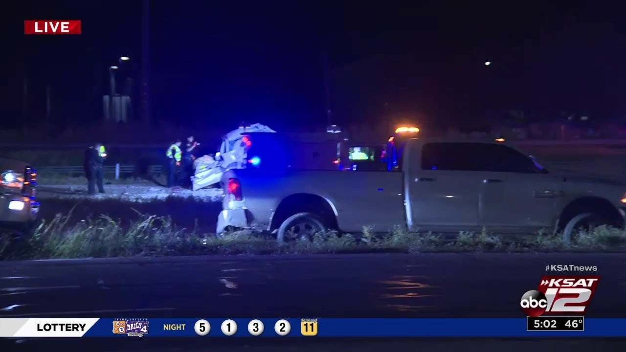 Westbound Highway 151 shut down at Military due to fatal accident