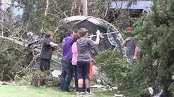 Pawnee Rock resident describes getting rocked by a tornado