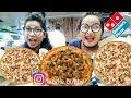 Domino S Pizza Challenge Eating Challenge India Episode 12 mp3