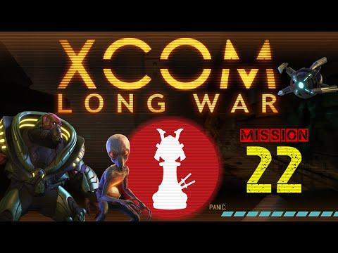 [XCOM: Long War S2] Pawn's War #22 - Rookies get Half-Cover