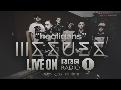 Issues - Hooligans (Live BBC Radio 1)