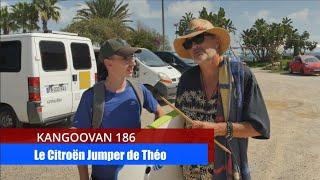 Vlog Kangoovan 186 - Le Citroën Jumper de Théo