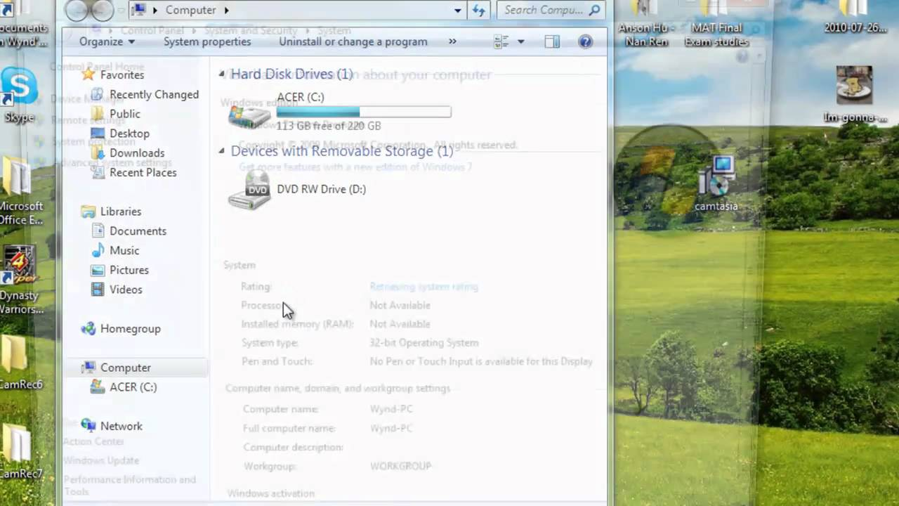 How to - Get Rid of Bad Image Error on Windows 7 - YouTube