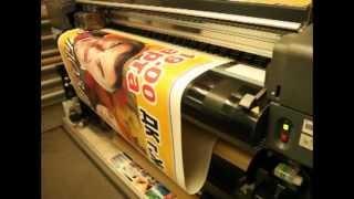 Компания BrainRay - Интерьерная печать(, 2013-04-07T09:53:48.000Z)
