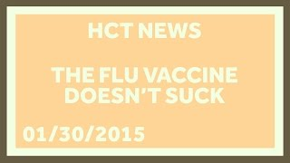 The Flu Vaccine is Effective