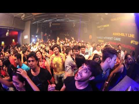 DANCE REPUBLIC at Sugar Factory Bangalore