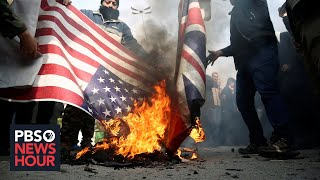 Ambassador: Iran vows revenge, but has nothing against Americans